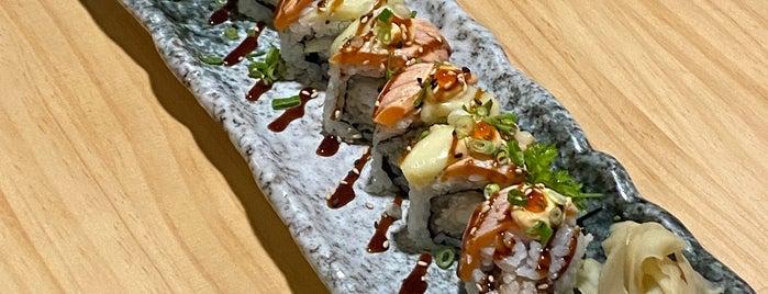 Ukai is one of Restaurantes.