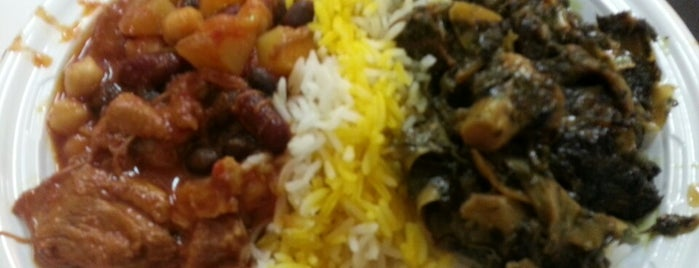 Taste Of Persia is one of New Yorker Cheap Eats List.