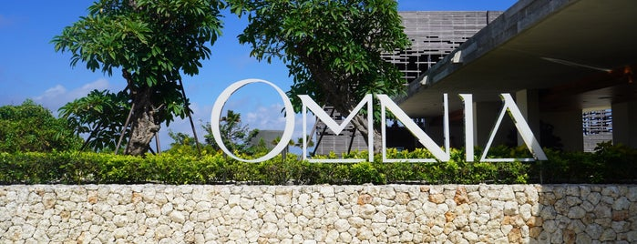 OMNIA Bali is one of Indonesia.