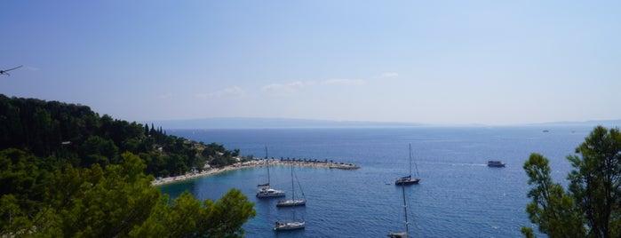 Kasjuni Beach Fkk / Nudist Spot is one of Croacia.