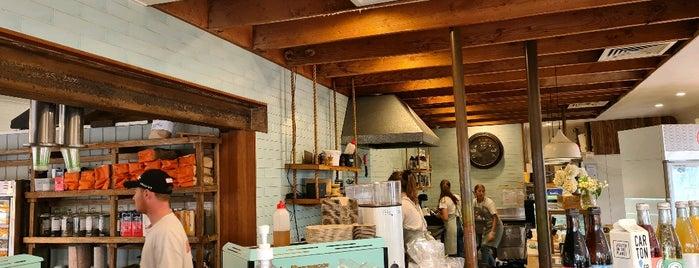Milkwood Bakery is one of Matt'ın Beğendiği Mekanlar.