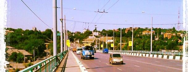 Мост на Стачки is one of Tempat yang Disukai Manv:E.