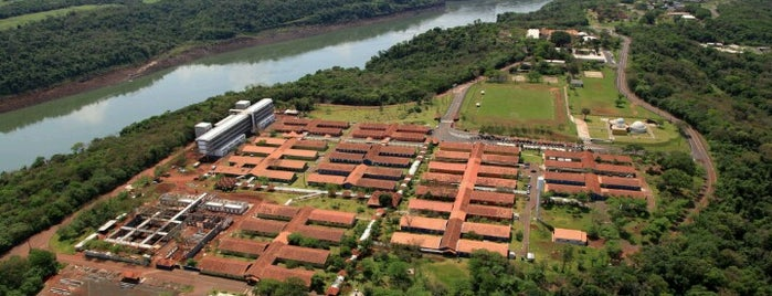Parque Tecnológico Itaipu is one of Jéferさんのお気に入りスポット.