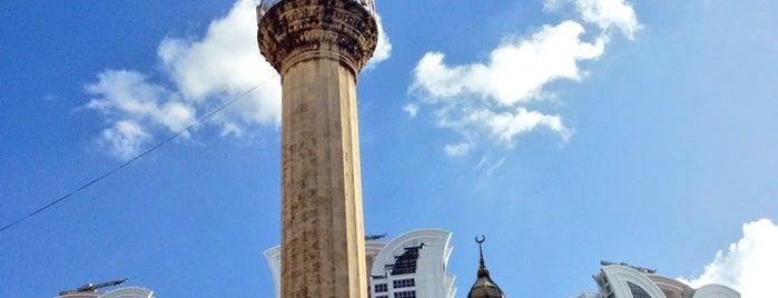 Ayazağa Merkez Cami is one of Nural : понравившиеся места.
