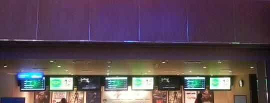 TGV Cinemas is one of Lugares guardados de Rapiszal.