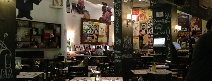 Verissimo Bar is one of Must-visit Bars in São Paulo.