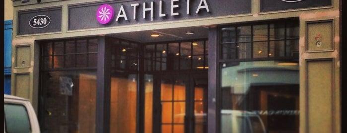 Athleta is one of Orte, die Faithy gefallen.
