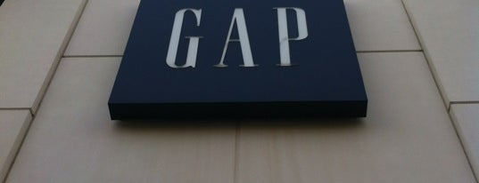 GAP is one of Orte, die Faithy gefallen.