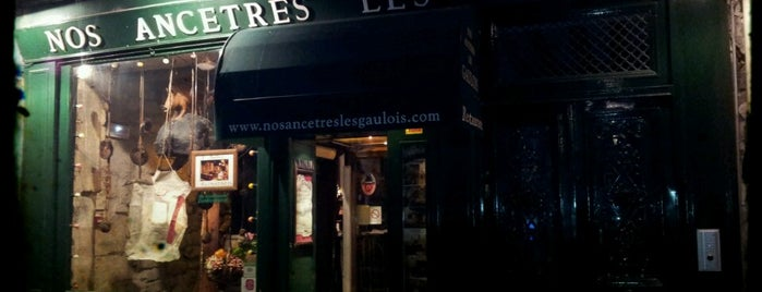 Nos Ancêtres les Gaulois is one of Paris, France.