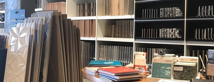 Design Acabamentos is one of Luiz Otávioさんのお気に入りスポット.