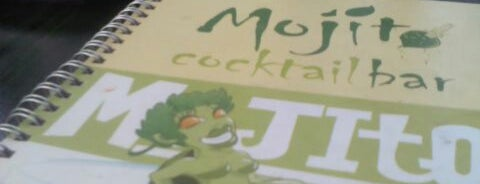 Mojito is one of Montenegro 4sq Specials.
