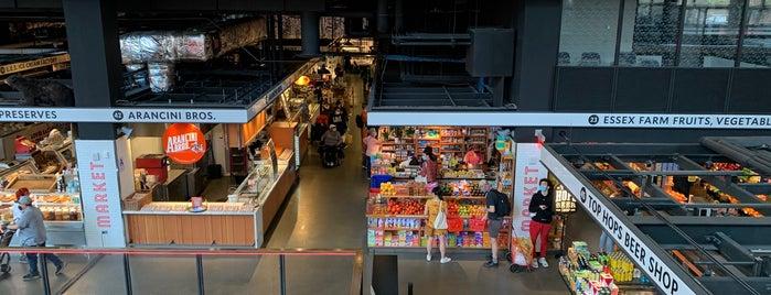 Essex Market is one of Guha 님이 좋아한 장소.