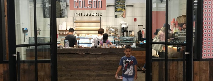 Colson Patisserie is one of Food To Done.