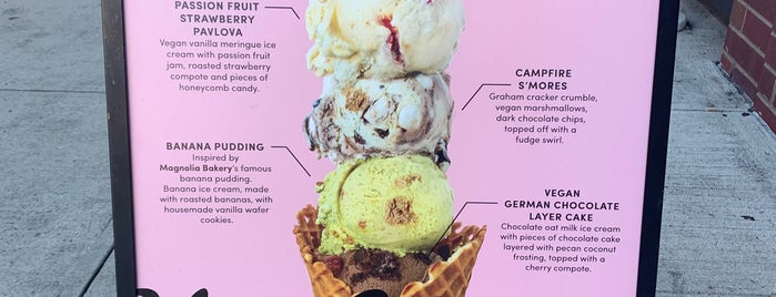 Van Leeuwen Ice Cream is one of WAP // 5 Boros.