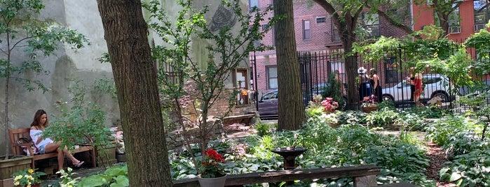 Albert's Garden is one of NYC.
