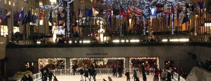 Rockefeller Center Tour is one of Lieux qui ont plu à VickyisaStar.