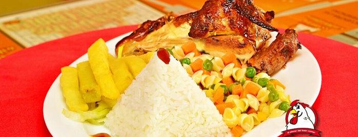 Galpon Criollo is one of comida.
