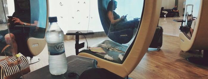 Relax Area / Entspannungszone is one of Ich bin eine Globetrotterin.