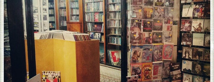 Riva is one of Record Stores Worldwide.