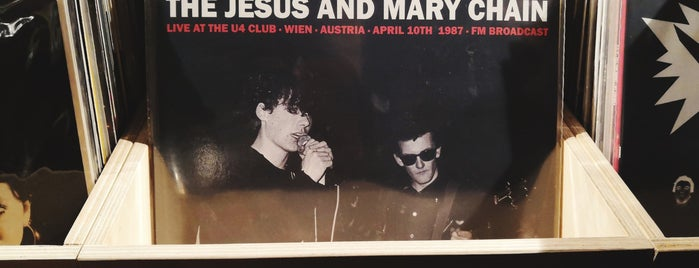PunkFunk • Record Shop Music Bar is one of Ziggy loves Palermo.