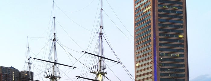Historic Ships in Baltimore is one of Baltimore, MD.