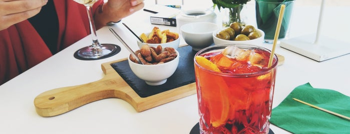 Le Cattive - Ristorante, Caffé, Vino, Cucina is one of Sicily 🌊☀️🚗.