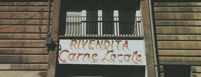 Negozio della Carne is one of Macellerie.