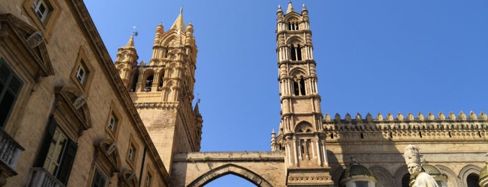 Cattedrale di Palermo is one of Ziggy loves Palermo.