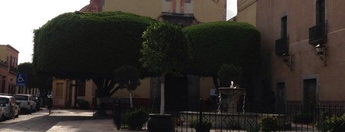 Iglesia de San Antonio is one of Sandybelle : понравившиеся места.