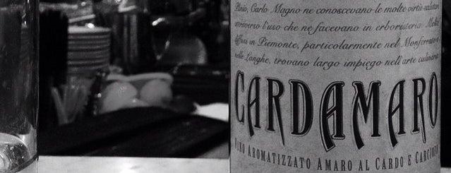 Osteria Morini is one of SoHo Wine & Dine.