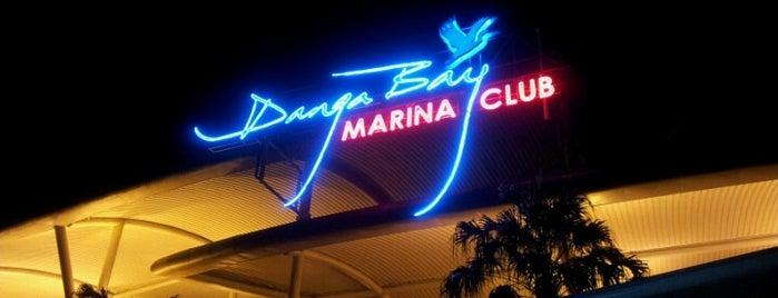 Danga Bay Marina Club is one of Locais curtidos por Alina.
