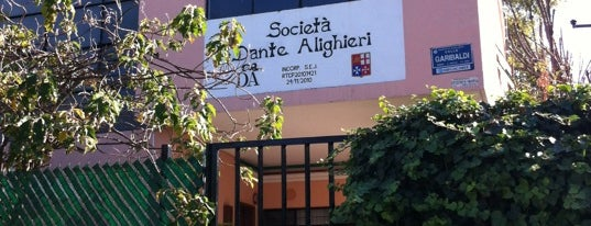 Società Dante Alighieri is one of Orte, die Casandra gefallen.