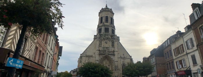 Église Saint-Léonard is one of Normandie Trip.