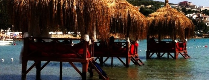 Laika Beach is one of Alaçatı Beach Bebek Dostu.