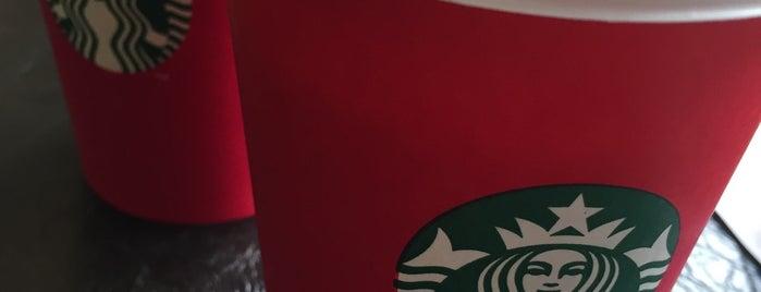 Starbucks is one of Starbucks Coffee.