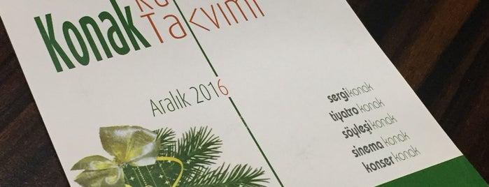 Konak Belediyesi Kültür ve Sosyal İşler Müdürlüğü is one of themaraton.