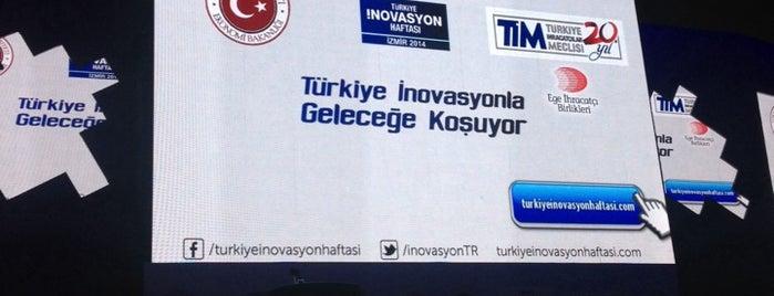 Türkiye İnovasyon Haftası İzmir is one of Genel Liste.
