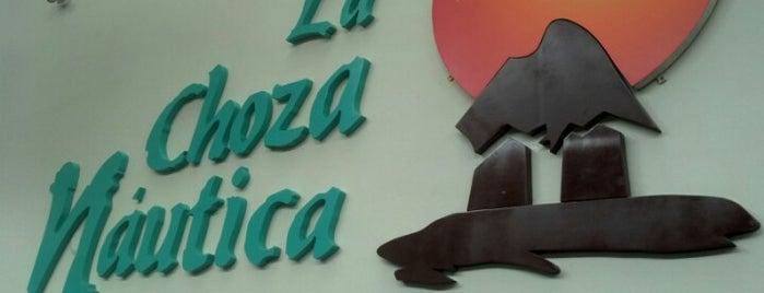 La Choza Náutica is one of Lima.