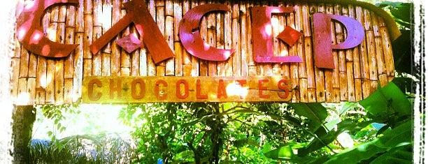 Hacienda Cacaotera Jesús María y Fábrica de Chocolates Cacep is one of LAdy majoretteさんの保存済みスポット.