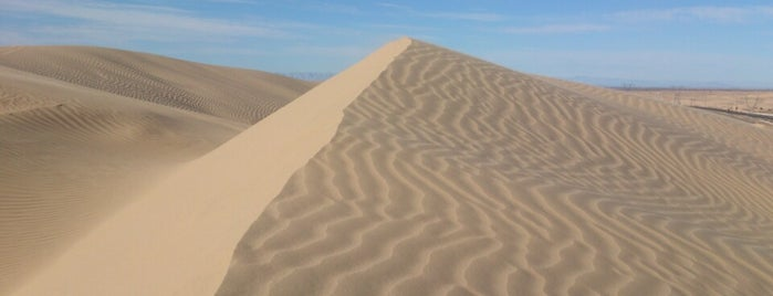 Imperial Sand Dunes is one of PHX SD Tuc.