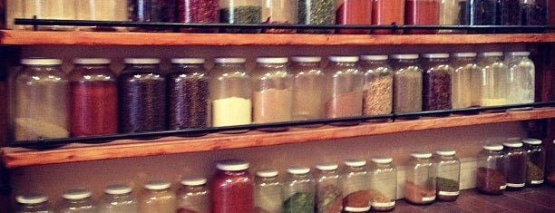 Spice Station Epices is one of Montreal's must.
