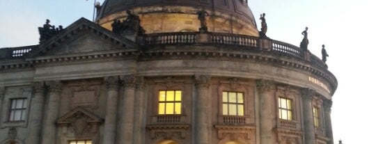 Bode-Museum is one of Berlin.