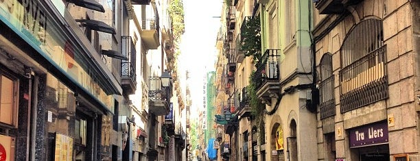 Carrer dels Tallers is one of Barselona.