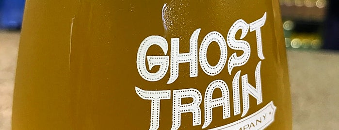 Ghost Train Brewing Company is one of Best of Birmingham.