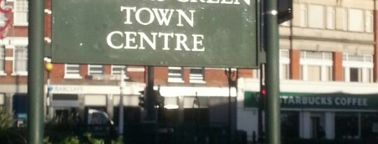 Palmers Green is one of London's Neighbourhoods & Boroughs.