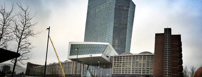 Europäische Zentralbank (EZB) is one of Work.