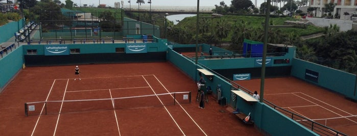 Club Tennis Las Terrazas Miraflores is one of Deportes y vida sana..
