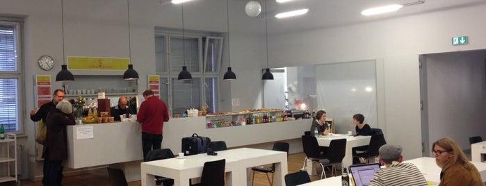 Café Mittelachse is one of Posti che sono piaciuti a Jakob.