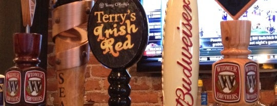 Terry O'Reilly's is one of Emilia's Liked Places.