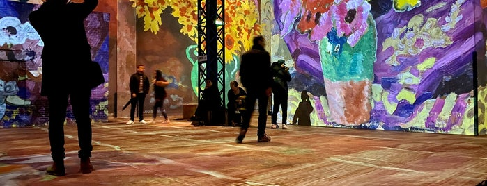 Atelier des Lumières is one of Paris, france.